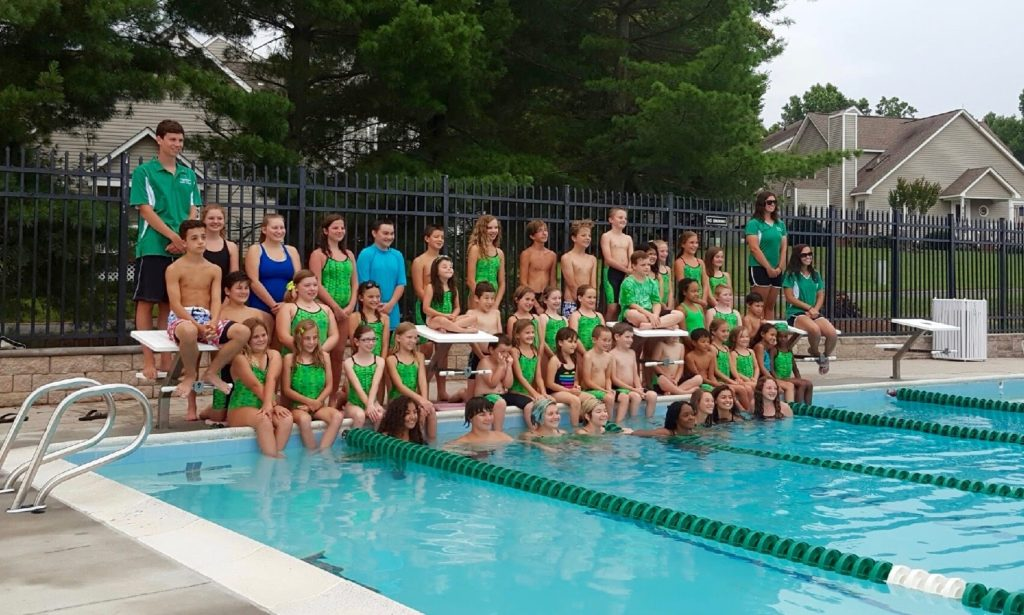 2016 Swim Team Photo