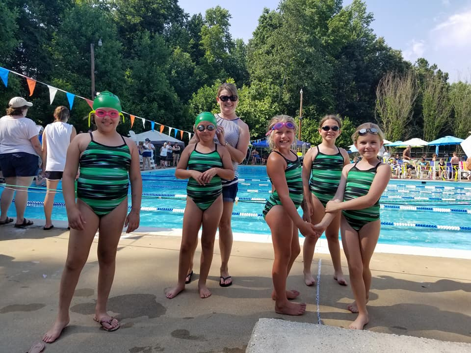 BFG Swim Team 2018 Image3